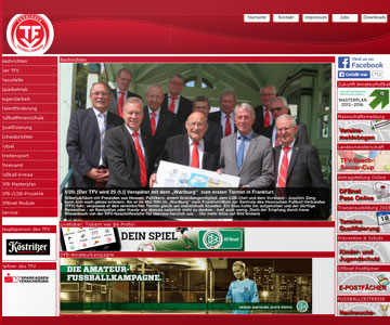 Website Verein