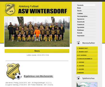 Vereinswebsite