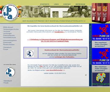 Website Verein