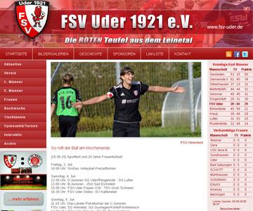 Vereinswebsite